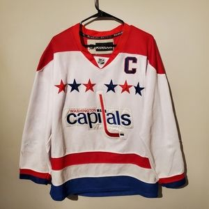 Washington Capitals 2011 ovechkin nhl jersey